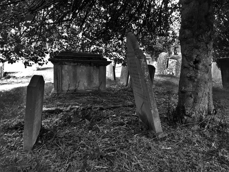 Cemetery-Cogges-Church