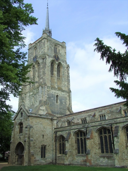 Ashwell-Church