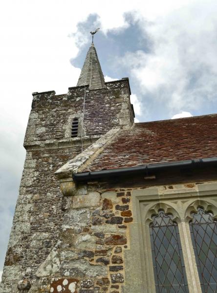 Mottestone-Church
