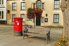 Witney-Postbox
